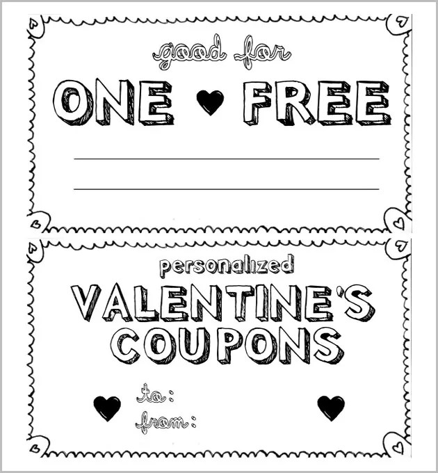 coupon template free - Bire1andwap