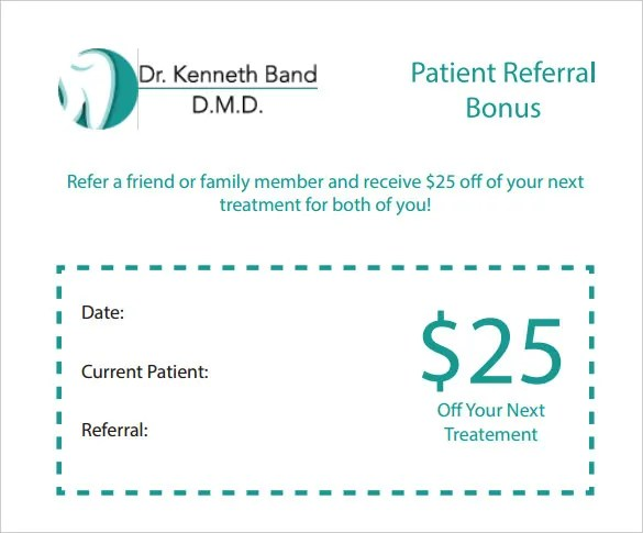 dental coupon template - Intoanysearch - coupon template download