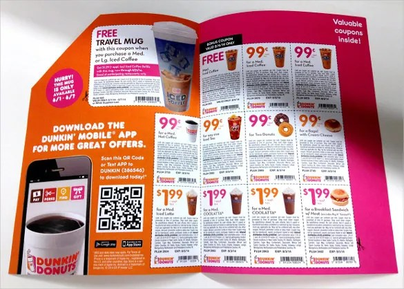 21+ Coupon Book Templates - Free Sample, Example, Format Download