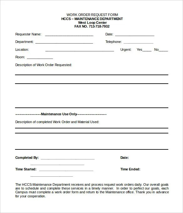 Service Form In Word Invoice Template In Word Format Printable - service form in word