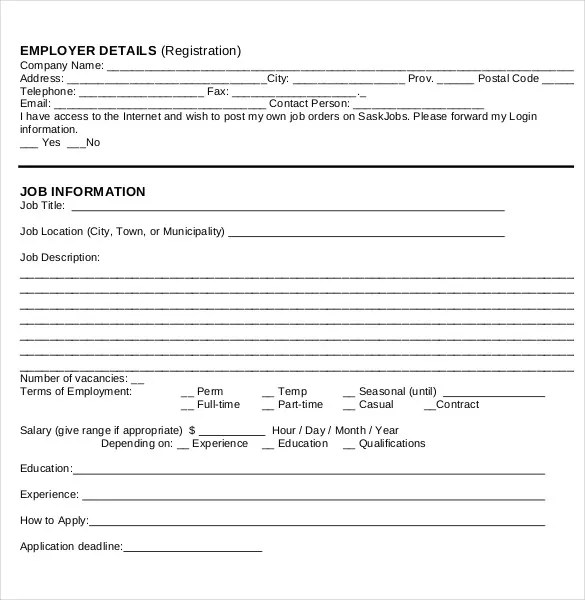 Service Form In Word Community Service Proposal Form Community - service form in word