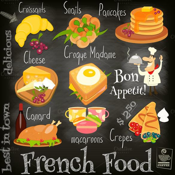 16+ French Menu Templates \u2013 Free Sample, Example Format Download