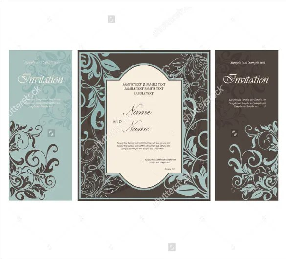 Wedding Brochure Template - 23+ Free PSD, AI, Vector EPS Format - wedding brochure template