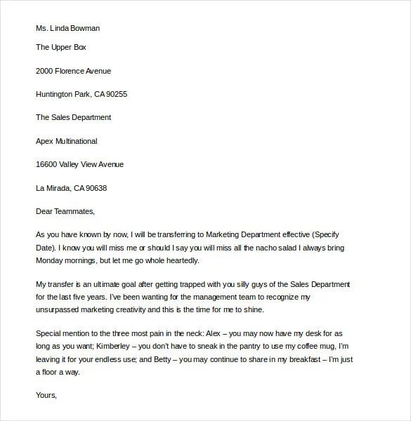 Business Letters Format Sample Templates Funny Complaint Letter – 10 Free Word Pdf Documents