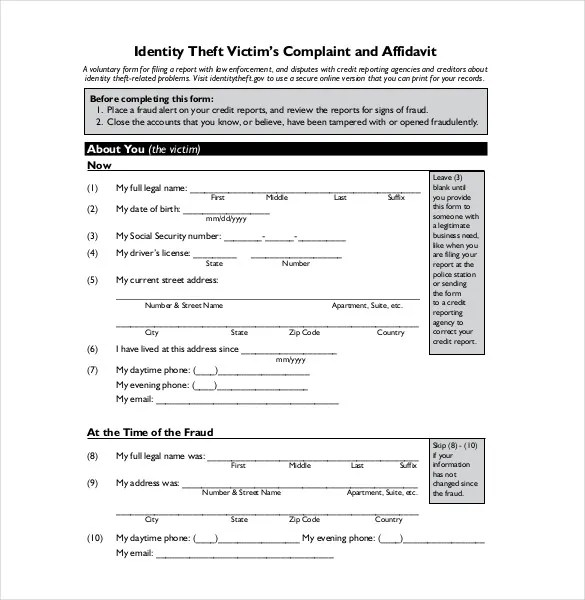 crime report template - crime report template