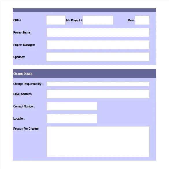 16+ Change Order Templates \u2013 Free Sample, Example, Format Download - sample change order template