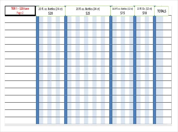 16+ Fundraiser Order Templates \u2013 Free Sample, Example, Format - Fundraising Forms Templates