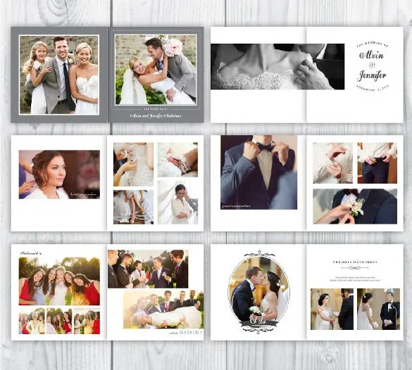 wedding album free templates - Ozilalmanoof - photo album templates free