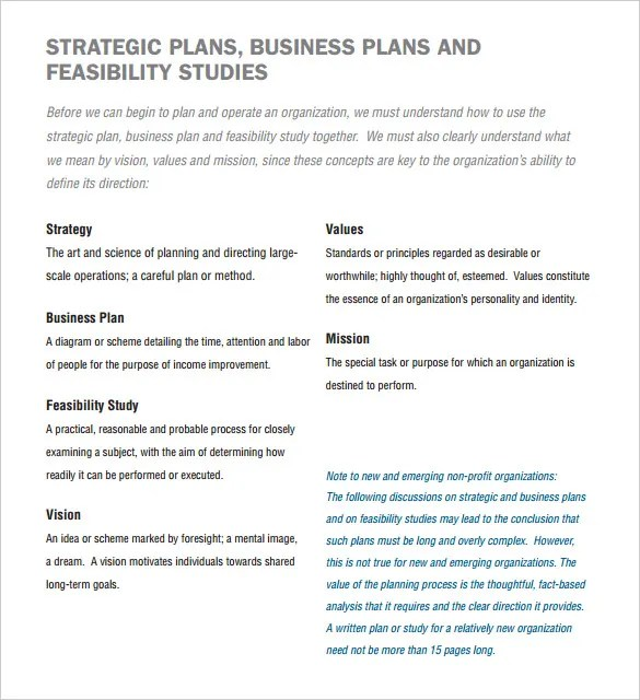 How To Write A Business Plan For Non Profit \u2013 21 Non Profit Business - non profit business plan template