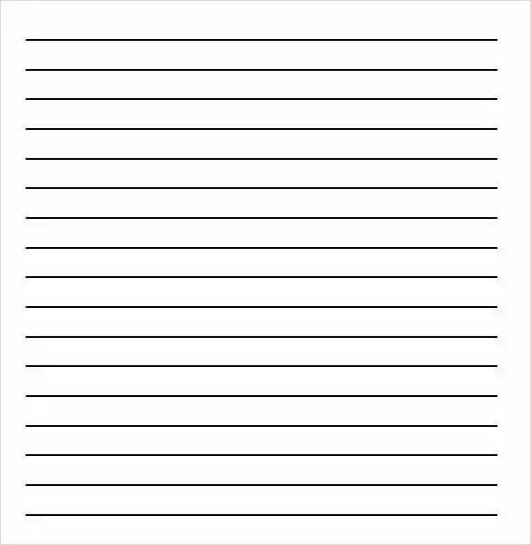 lined notebook paper template word - Ozilalmanoof - lined notebook paper template