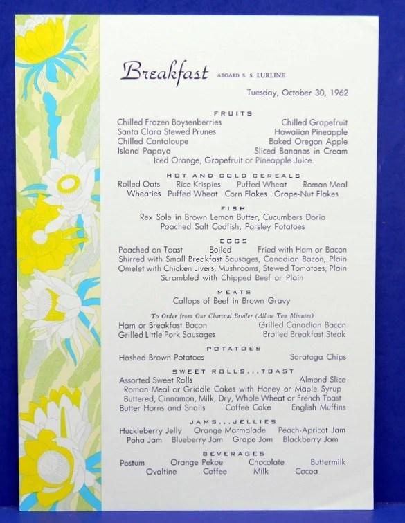 brunch menu templates - Maggilocustdesign