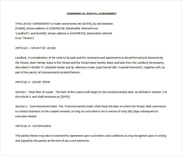 Define Rental Agreement cv01billybullockus – Define Rental Agreement