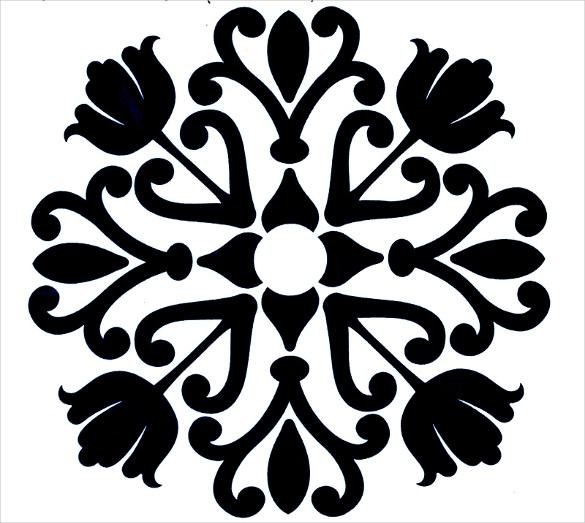printable stencil designs wall stencils designs download free