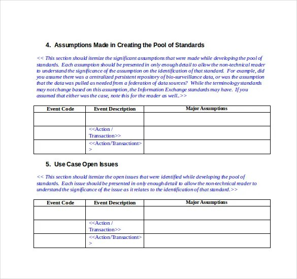 Gap Analysis Template Health And Safety Gap Analysis Template - analysis template