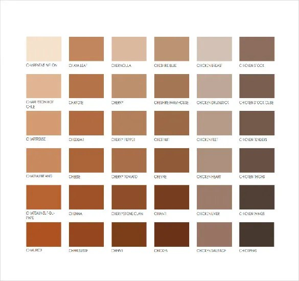 Pantone Color Chart Pdf Template Businesscharterhouse dubai pantone