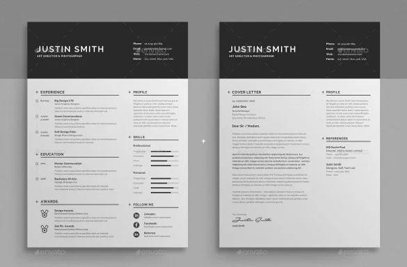 resume words organized
