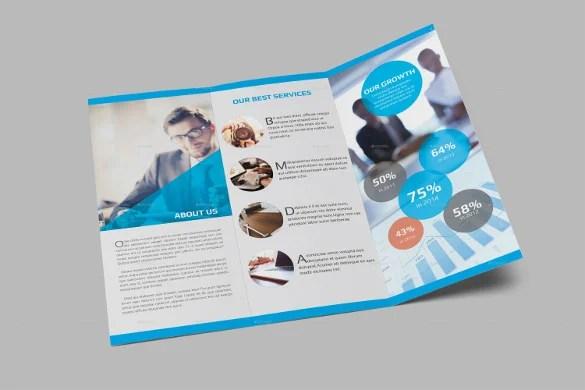Tri Fold Brochure Templates - 56+ Free PSD, AI, Vector EPS Format