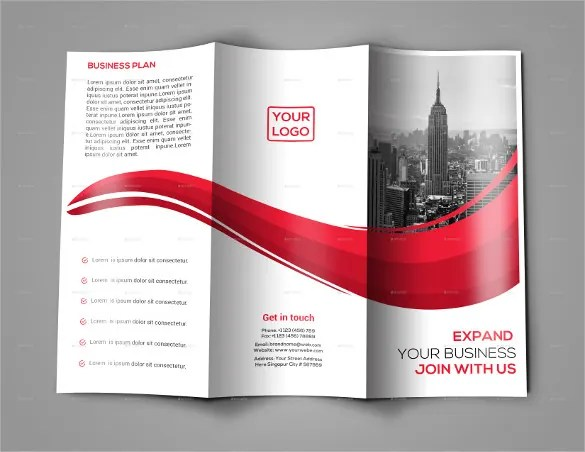 sample tri fold brochure - Selol-ink