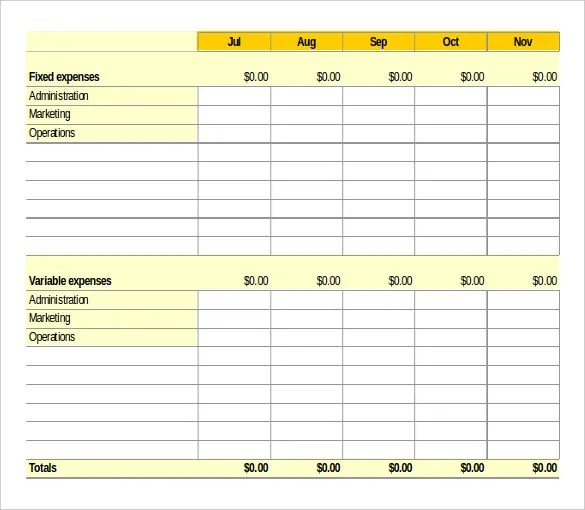 purchase order format in excel sheet