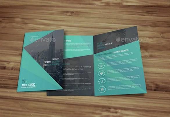 Bi Fold Brochure Templates \u2013 47+ Free PSD, AI, Vector EPS Format