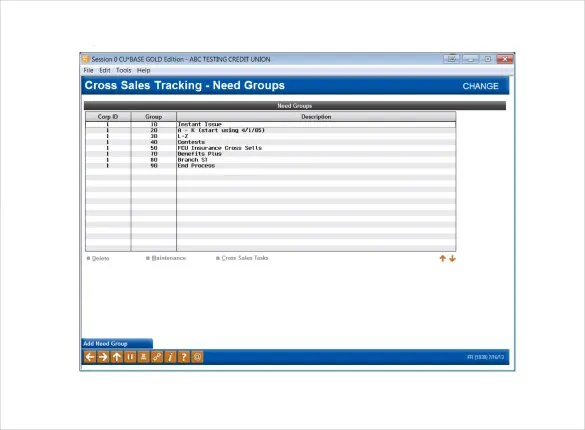 10+ Sales Tracking Templates - Free Word, Excel, PDF Documents - sales tracker