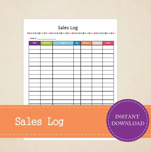 10+ Sales Tracking Templates - Free Word, Excel, PDF Documents