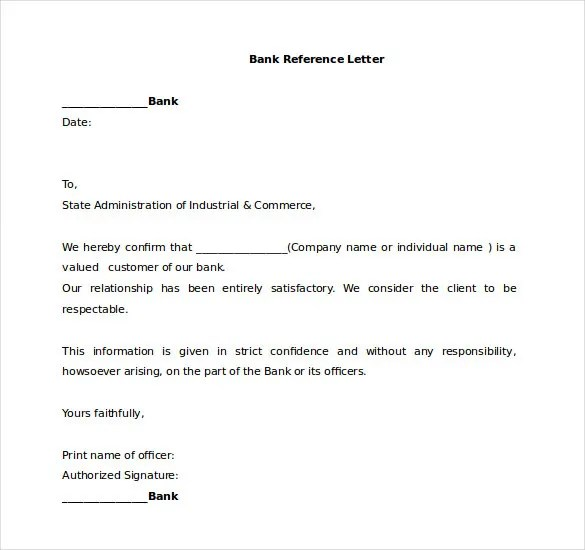 Character Reference Letters 17 Word Reference Letters Free Download Free And Premium