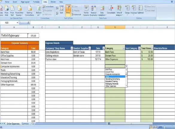 18+ Expense Tracking Templates \u2013 Free Sample, Example Format