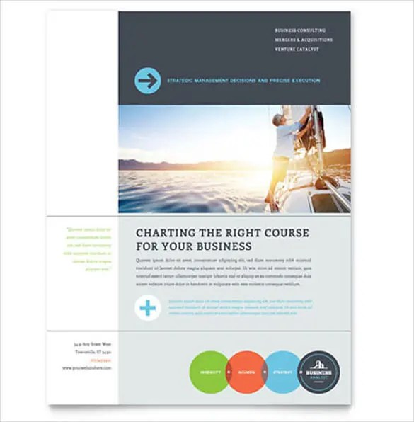 24+ Word Business Flyer Templates Free Download Free  Premium