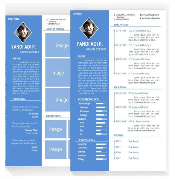 Resume Cover Sheet \u2013 10+ Free Word, PDF Documents Download! Free