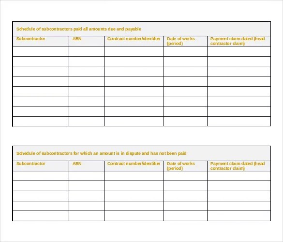 Method Statement Template. method statement 6 free templates in pdf ...
