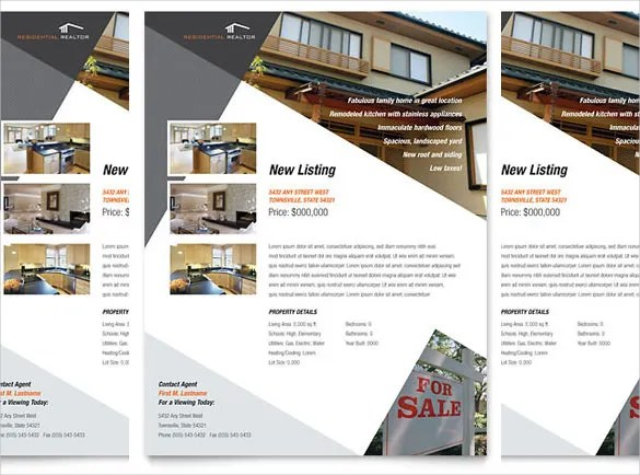 real estate brochure sample - Onwebioinnovate - brochure format word
