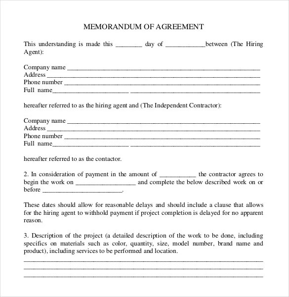 Blank Memo Template 14 Free Word Pdf Documents Download