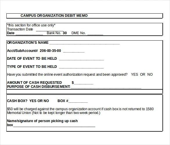 15+ Debit Memo Templates - PDF, DOC, Excel Free  Premium Templates