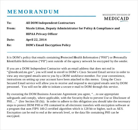 memo email sample - Ozilalmanoof - sample email memo template