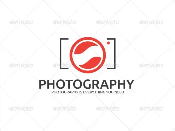 Photography Logo \u2013 19+ Free PSD, AI, Vector EPS Format Download
