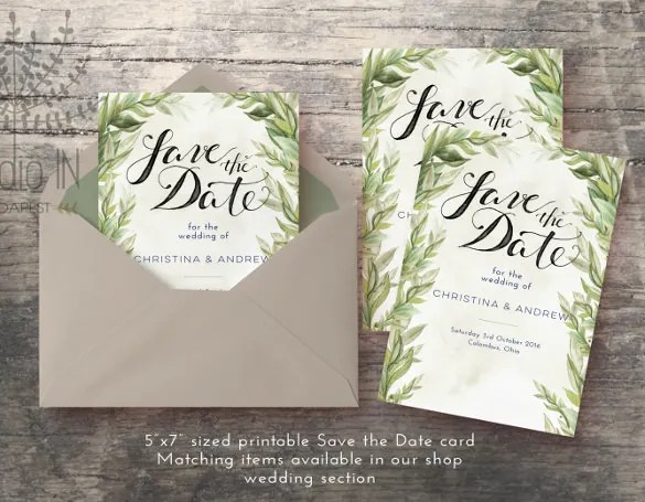 59+ Wedding Card Templates - PSD, AI Free  Premium Templates
