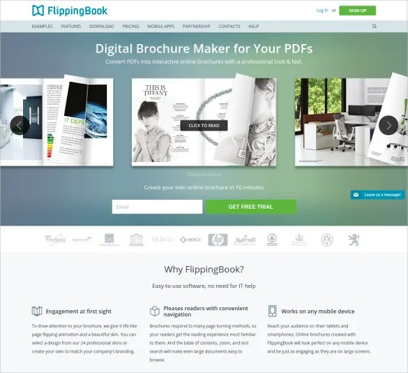23+ Free Brochure Maker Tools to Create Your Own Brochure Design