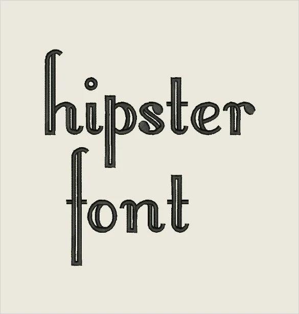 hipster script font free download
