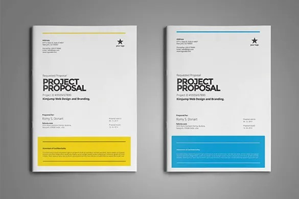 31+ Free Proposal Templates - Word Free  Premium Templates