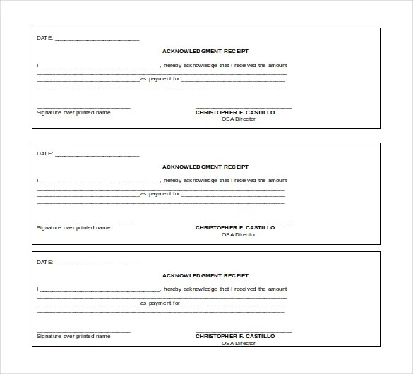 16+ Free Microsoft Word Receipt Templates Download Free  Premium - official receipt template word