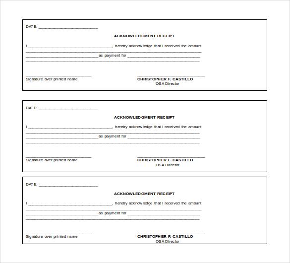 16+ Free Microsoft Word Receipt Templates Download Free  Premium - word receipt