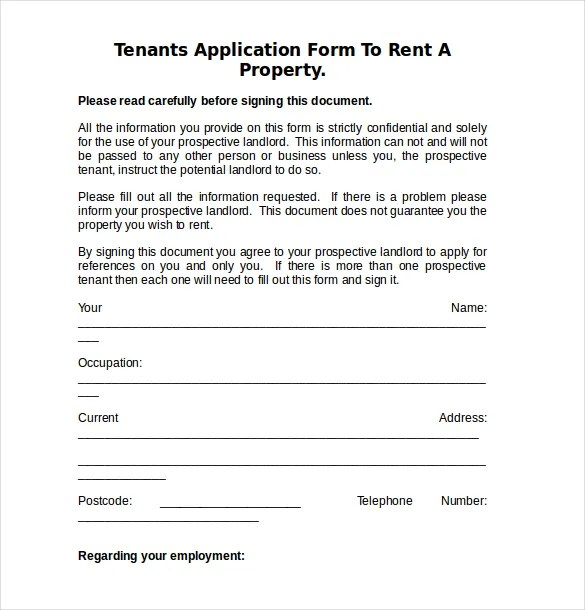 Landlord Verification Form  NodeCvresumePaasproviderCom