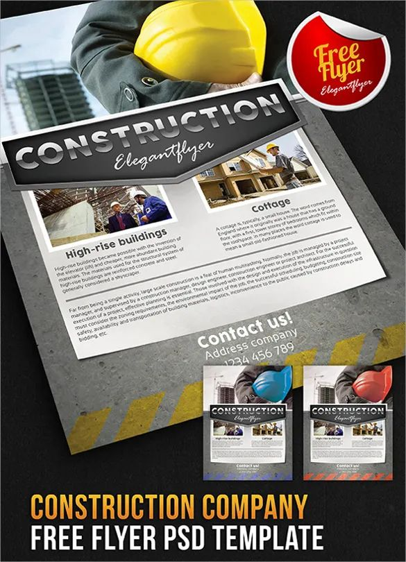 advertisement flyer template