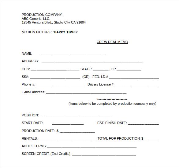 10+ Blank Memo Templates \u2013 Free Sample, Example, Format Download - blank memo template