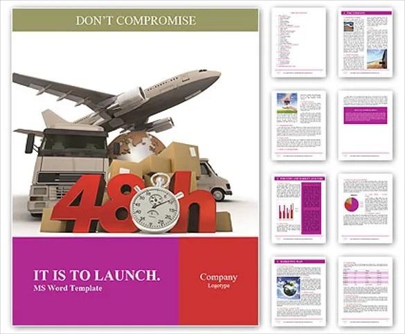 9+ Free Download Travel Brochure Templates in Microsoft Word - brochure template free download microsoft word