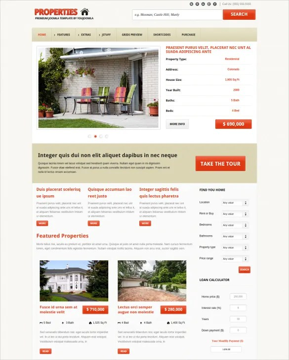 Free Real Estate Templates. Examples Of Qualifications For A Resume