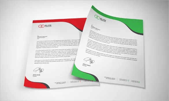 35+ Free Download Letterhead Templates in Microsoft Word Free - Free Letterhead Samples