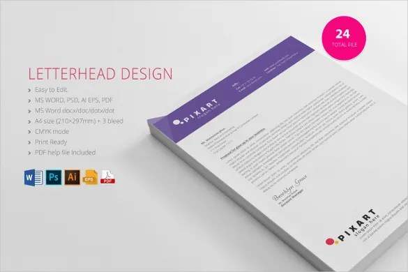 free letterhead templates for microsoft word - Yelommyphonecompany