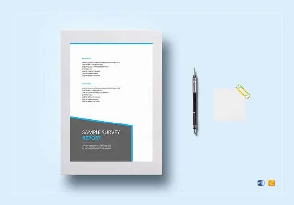 Feedback Survey Templates \u2013 18+ Free Word, Excel, PDF Documents